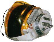 B-wing helmet