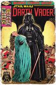 Darth Vader Dark Lord of the Sith 1 Marvel Homage