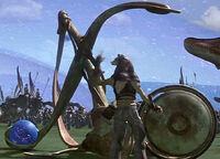 Gungan catapult