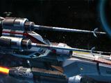 LCQ-4 quad laser cannon