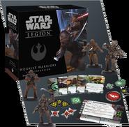 SWL25 Wookiee Warriors spread