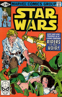 Star Wars 38 - Riders in the Void