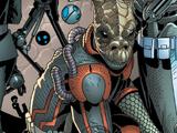 Unidentified Trandoshan (Cylo-V's warrior)