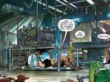 ジョグとマリーナのガレージ