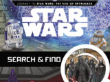 Journey to Star Wars: The Rise of Skywalker Search & Find