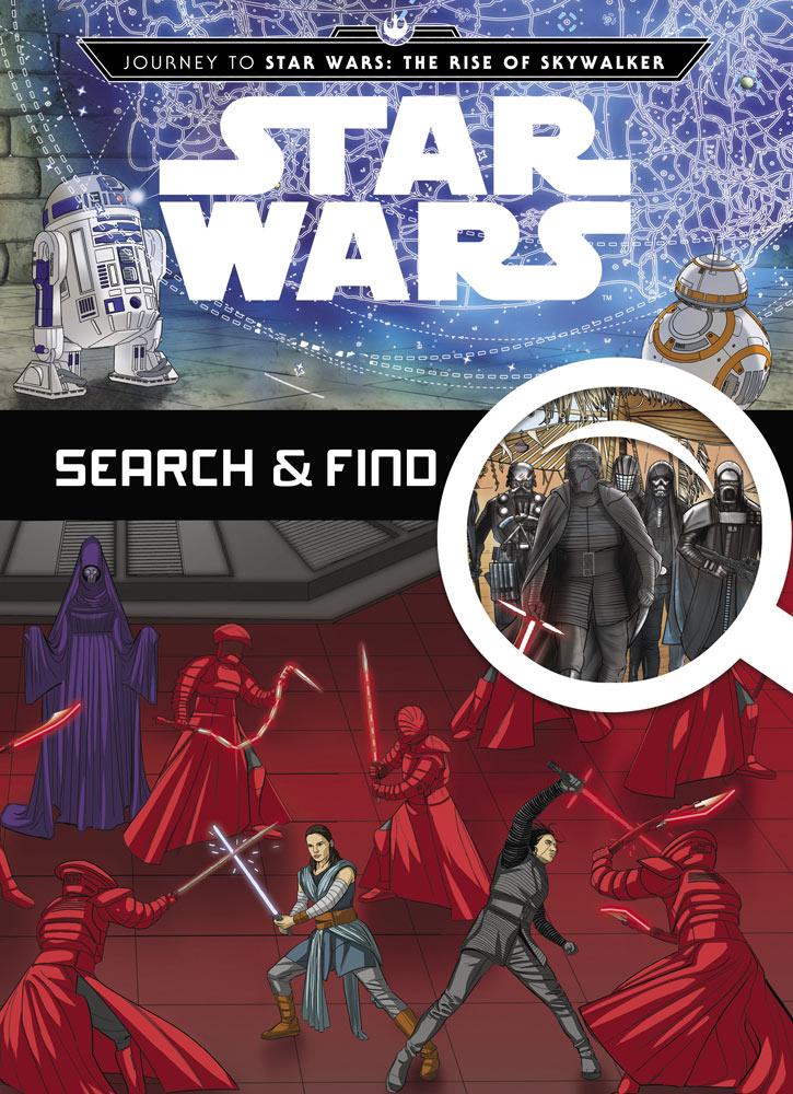 Journey To Star Wars The Rise Of Skywalker Search Find Wookieepedia Fandom
