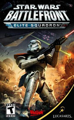 Star Wars Battlefront - Elite Squadron