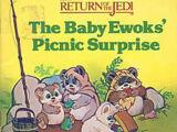The Baby Ewoks' Picnic Surprise