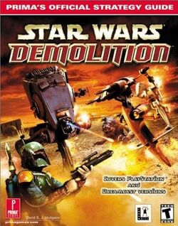Demolition - Prima's Official Strategy Guide