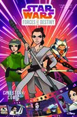 Forces of Destiny cinestory comic