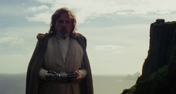 Grumpy Old Luke