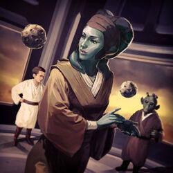 Jedi Consular TPOV