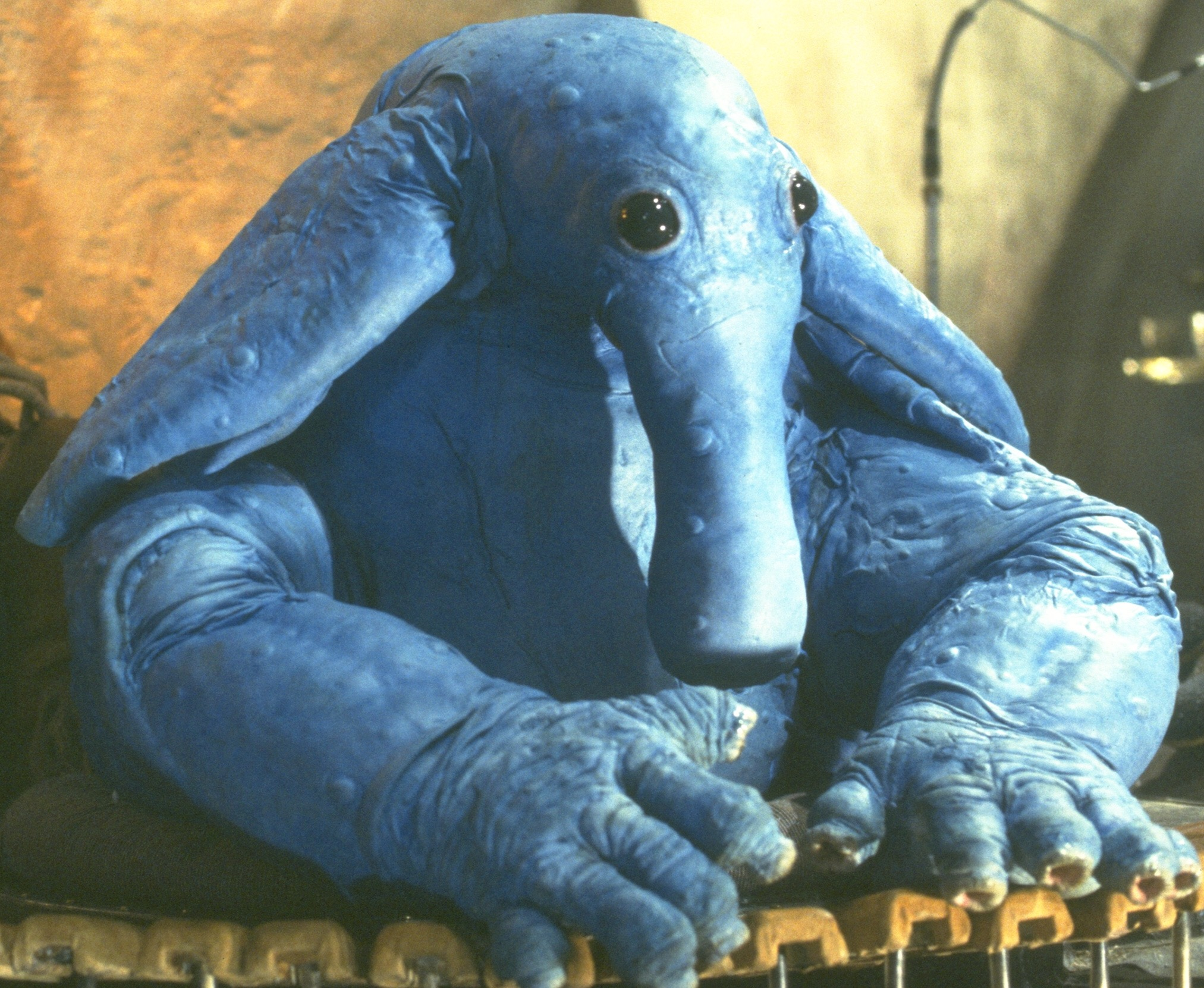 Image result for return of the jedi blue elephant