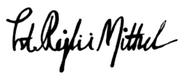 Rejlii Mithel signature