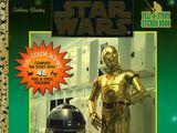 Star Wars: Tell-A-Story Sticker Book
