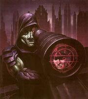 Clawdite assassin