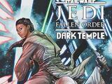 Star Wars: Jedi Fallen Order - Dark Temple (TPB)