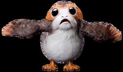 Porg wings Fathead