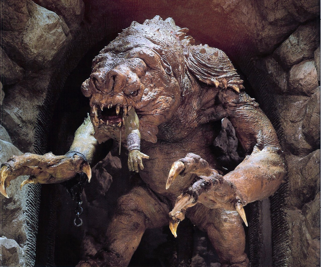 Jabba's rancor | Wookieepedia | FANDOM powered by Wikia