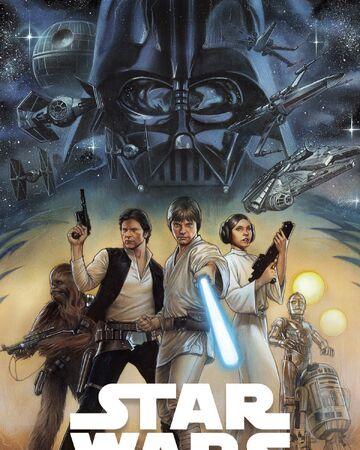 Star Wars The Original Trilogy The Movie Adaptations Wookieepedia Fandom