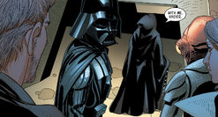 Vader be like yall are weak