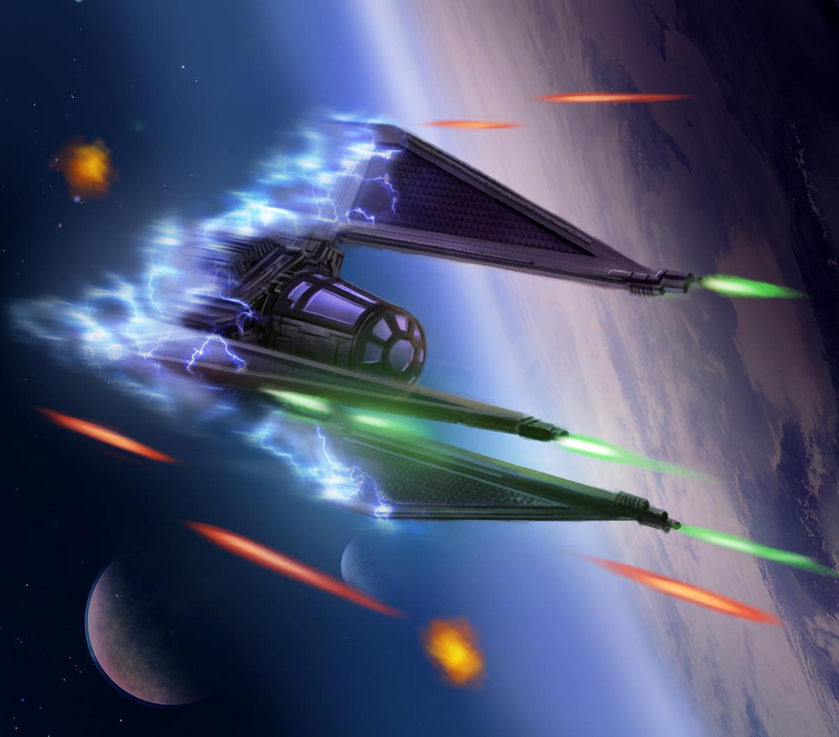 """Képtalálat a következőre: """"star wars tie phantom"""""""