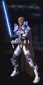 Jedi Knight Holonet