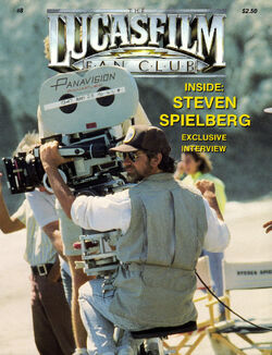 The Lucasfilm Fan Club Magazine 8 (p)