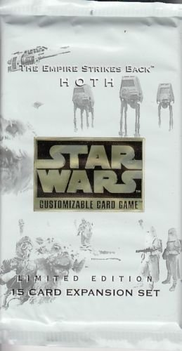 Star Wars CCG Hoth Black Border Hoth Defensive Perimeter Light Side