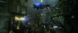 CSF patrol underworld