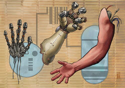 Cybernetic Limbs