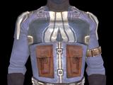 Echani heavy armor