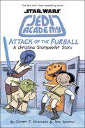 Jedi Academy Attack of the Furball Cover