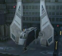 Mandalorian Shuttle