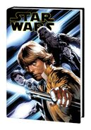 Star Wars Volume 1 hardcover variant cover