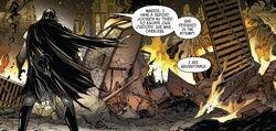 Vader after Jocastas death