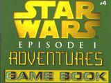 Episode I Adventures Game Book 4: Jedi Emergency
