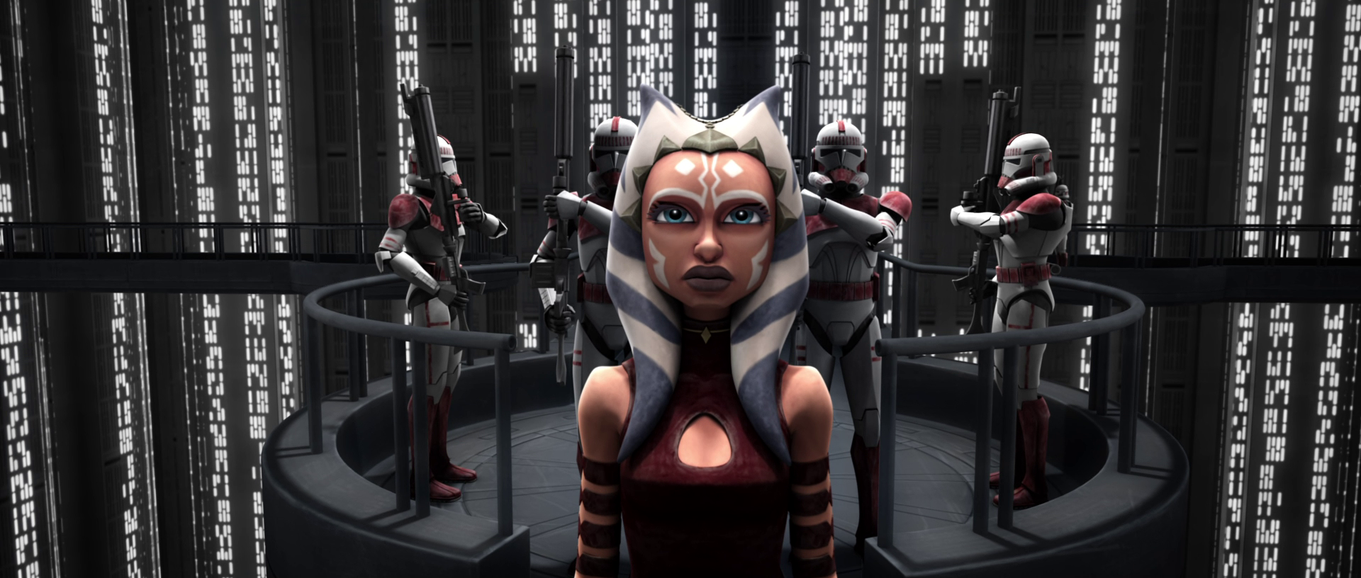 Trial of Ahsoka Tano | Wookieepedia | FANDOM powered by Wikia