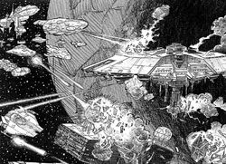 Invasion of Coruscant
