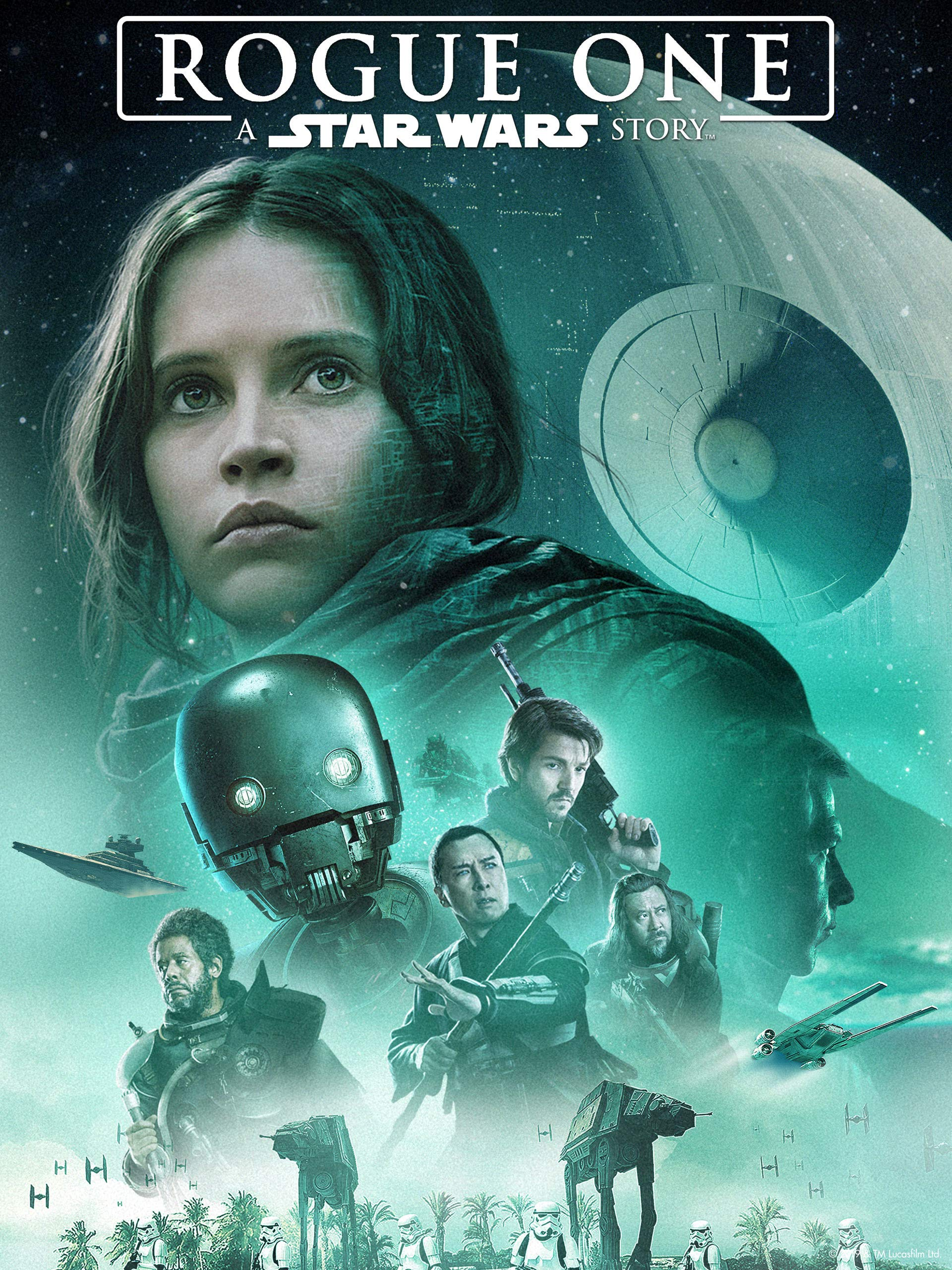 A3 Rogue One A Star Wars Story MOVIE Film Cinema Home Posters Art #10