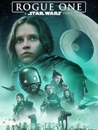 Rogue One A Star Wars Story 2019 release cover