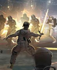 Smuggler Vader Immortal