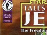Tales of the Jedi: The Freedon Nadd Uprising 1