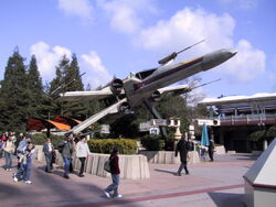 X-Wing Star Tours