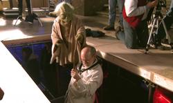 Yoda Puppet Turret Room