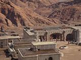 Nikto mercenary encampment