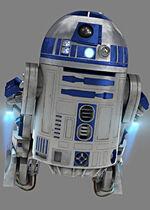 R2 flying Ep2 model