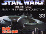 Star Wars: The Official Starships & Vehicles Collection 33