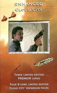 Star Wars CCG Cloud City Card Boba Fetts Blaster Rifle