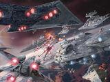 Space warfare